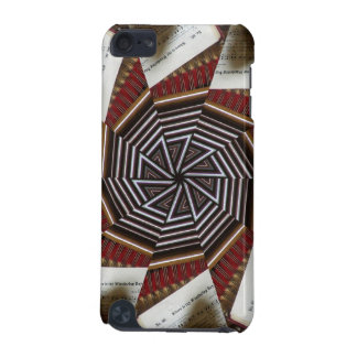 Music Rose Kaleidoscope iPod Touch 5G Cases