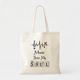 Music Save My Soul//Tote