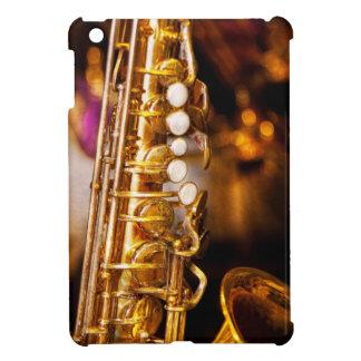 Music - Sax - Sweet jazz iPad Mini Cover