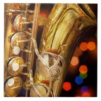 Music - Sax - Very saxxy Ceramic Tile