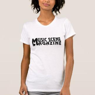 MUSIC-SCENE-T T SHIRT