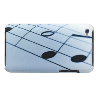 Music Sheet 2 Barely There iPod Case