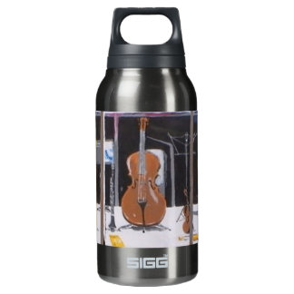 Music Shop Insulated Water Bottle