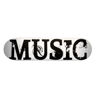 MUSIC Skateboard