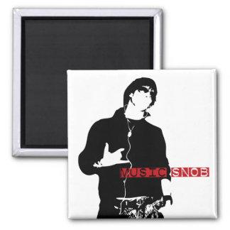 Music Snob Magnet
