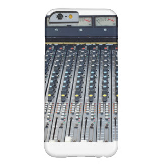 Music soundboard sound board mixer barely there iPhone 6 case