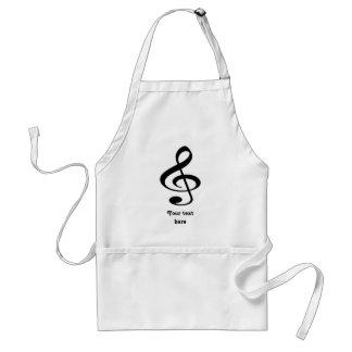 Music Standard Apron