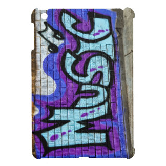 Music Street Art Graffiti iPad Mini Cover