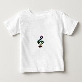 Music Symbols Baby T-Shirt