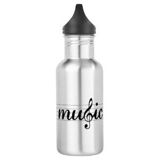 Music Teacher Bottle
