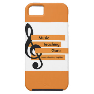 Music Teaching Guru: iPhone 5/5s Tough Phone Case