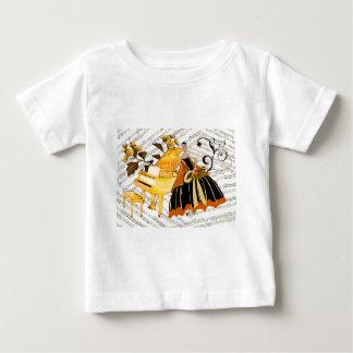 Music tee-shirt baby T-Shirt