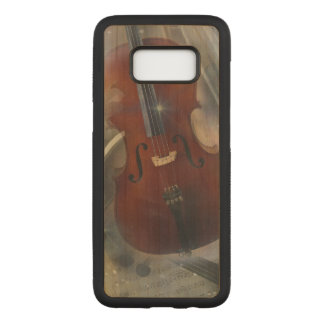 Music - The Sound of the Soul Carved Samsung Galaxy S8 Case