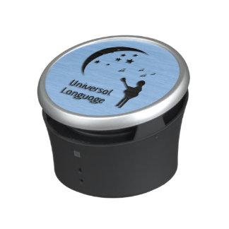 Music the Universal Language Bluetooth Speaker