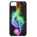 music theme iPhone 5C case