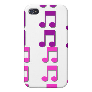 Music theme  cover for iPhone 4
