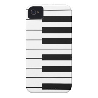 music-themed piano keys iPhone 4 Case-Mate case
