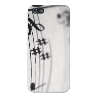 Music To My Ears iPhone 5/5S Cover