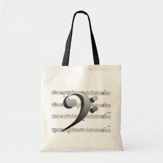 Music Tote Bags