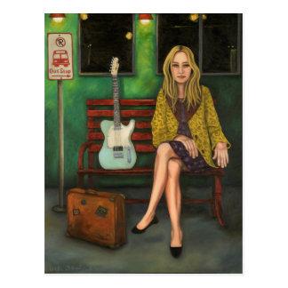 Music Traveler 2 Postcard