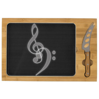 Music - Treble and Bass Clef