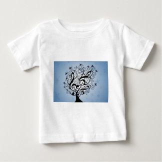Music Tree Baby T-Shirt
