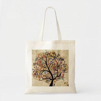 Music Tree Budget Tote