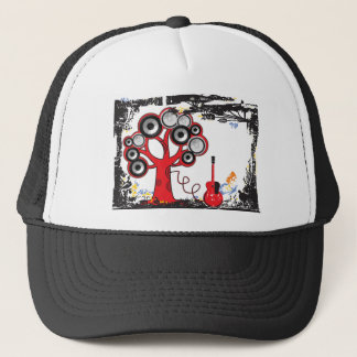Music tree.pdf trucker hat