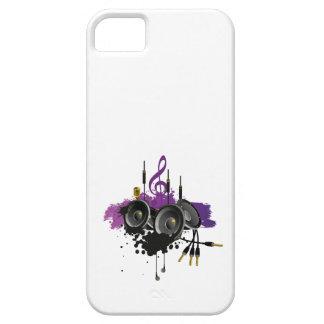 Music Vector Design iPhone 5 Cases