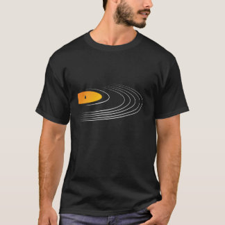Music Vinyl Record T-Shirt