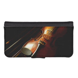 Music - Violin - The classics iPhone SE/5/5s Wallet Case