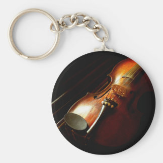 Music - Violin - The classics Key Ring
