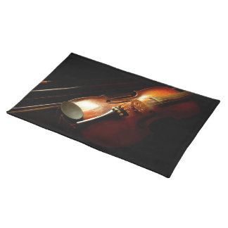 Music - Violin - The classics Placemat