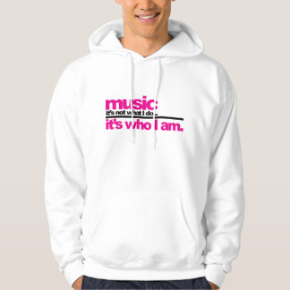 Music - Who I Am Hoodie