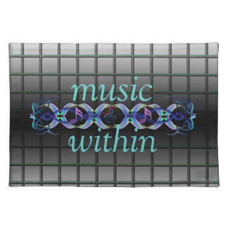 Music Within Place Mat