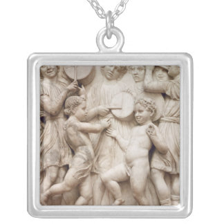 Musical angels, relief from the Cantoria Custom Necklace