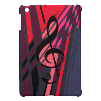Musical Art Dimensions iPad Mini Case