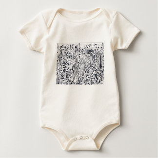 Musical Baby Bodysuit
