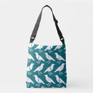 Musical Birds Crossbody Bag