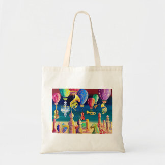 Musical Bishops Tote Bag