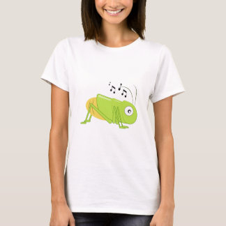 Musical Cricket T-Shirt