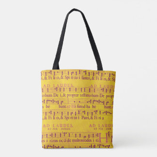 Musical Dreams Tote Bag