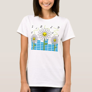Musical Electric Daisies T-Shirt