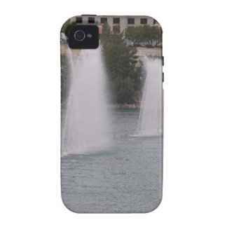 MUSICAL Fountains New LAS VEGAS Canal Buildings iPhone 4/4S Cover