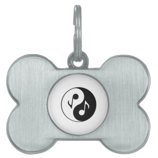 Musical Fusion Pet ID Tag
