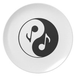 Musical Fusion Plate