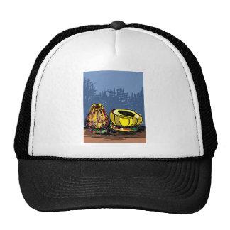 Musical Instrument Design Trucker Hat