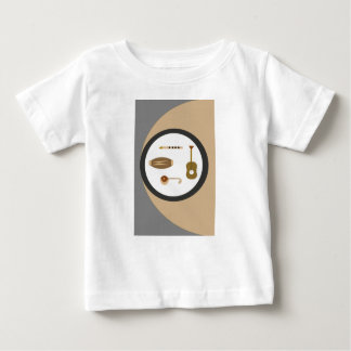 musical instruments baby T-Shirt