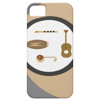 musical instruments case for the iPhone 5