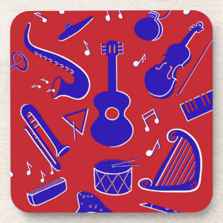 Musical Instruments Coaster